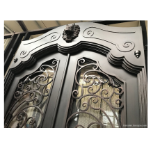 2020 Hot Sale Exterior Security Iron Door