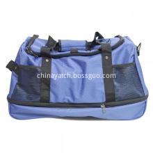 Foldable Wheeled Backpack and Duffel Bag
