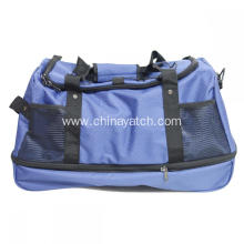 Foldable Wheeled Backpack and Duffel Bag