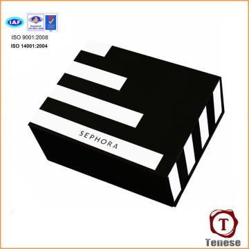 Caja de regalo de embalaje de cosméticos de cartón de gama alta