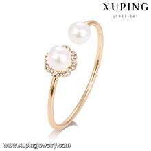 51741 xuping 18k banhado a ouro moda mais recente projetos de pulseira