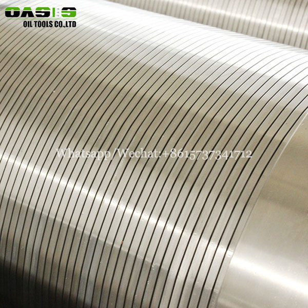 Slotted Sand Screen Pipe 5