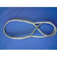 304 en acier inoxydable fil haute résistance à la traction 1 * 17