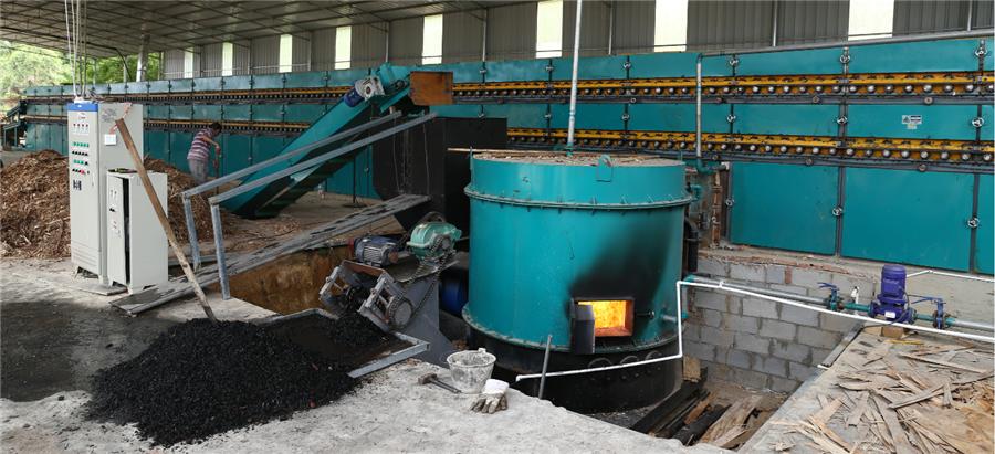 Biomass Burner 1