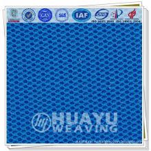 YT-0794, полиэфирная сэндвич-сетчатая ткань для мешков
