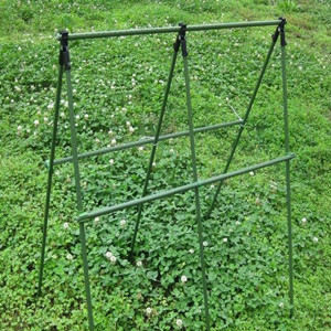 Plastic Coated Metal Garden Stake