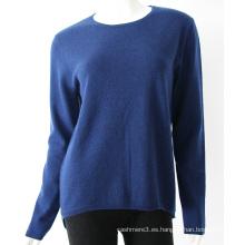 Suéter de la cachemira del jersey de las mujeres del suéter de la cachemira del precio de fábrica de China para la venta