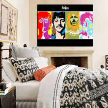 Famous Portrait Painting Print On Canvas For Bedroom
