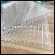 Clear polycarbonate plastic sheets building materials