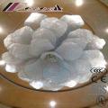 Отель Декоративные Современные большие цветы Spectacular Crystal Hotel Project Подвесной светильник