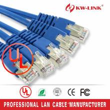 El más caliente diseño fluke 4pr 24awg nuevo 5e utp patch cable