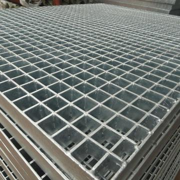 Plataforma de passarela Press Lock Steel Grating