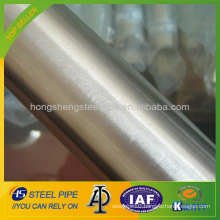 Hair Line Finished CHS 316L Round Pipe