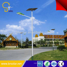 Alibaba China Fabricante Venta Caliente 2 M a 30 M Solar LED Luz de Calle Diseño de poste