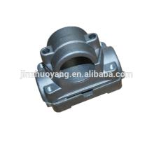 Usinage CNC OEM service précision coulée en acier inoxydable partie stee