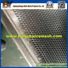 Malla perforada galvanizada para filtrar