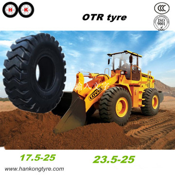 OTR Reifen, Industrieller Reifen, 17.5-25tyre, 23.5-25tyre