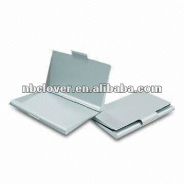 customized logo name card case for promotion