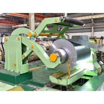 Máquina cortadora de tiras de bobinas de acero de precisión avanzada