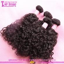 Usine vente directe en gros prix 6A grade mongol vierge vierge bouclés cheveux