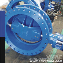 Manual Handle Awwa C504 Butterfly Valve