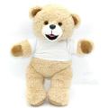Camisa impressa personalizada do logotipo T Camiseta Urso de peluche do luxuoso