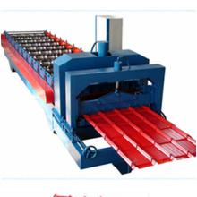 telha vitrificada 840 telhadura de aço aço da telhadura máquina folha ondulada máquina
