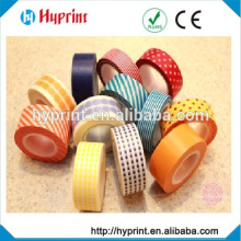 new design for holiday decoration washi, tape hand-made DIY