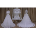 Vestidos de casamento espanhol do desenhador do vestido