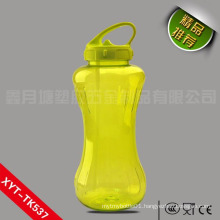 550ml BPA free water bottle, tritan water bottle with straw, plastic water bottle