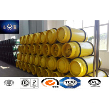 840L and 12mm Thickness Gas Cylinder for Methylamine