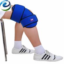 OEM ODM disponible analgésico enfriamiento abajo terapia de la rodilla abrigo frío caliente