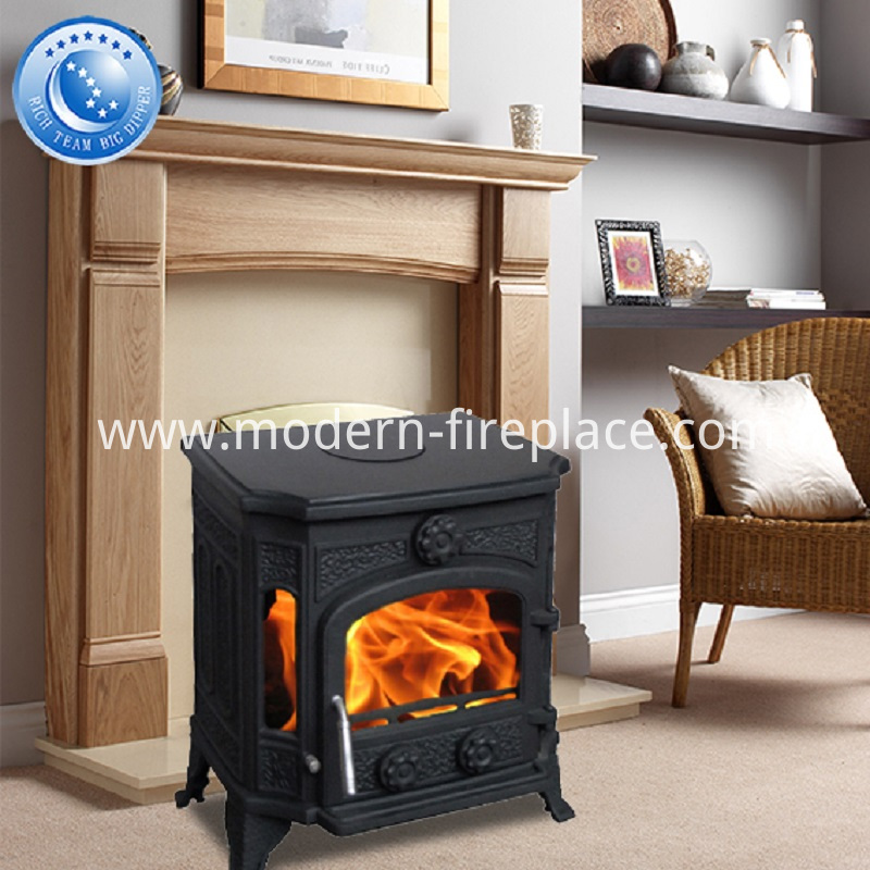 Best Cast Iron Wood Stoves