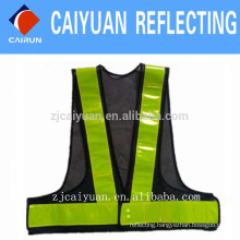 CY 100% Polyester Visibility Vest Safety Work Wear Custom Reflecting