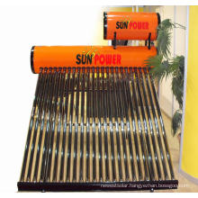 Non Pressure Solar Water Heater (SP-58/1900-18)