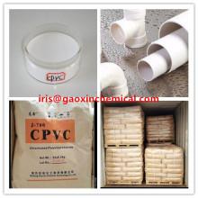 Alta qualità di cloruro di polivinile clorurato CPVC con il miglior prezzo