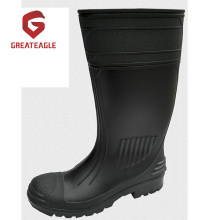 Top for Rain Boots High quality Steel  PVC Safety Rain Boots export to Congo Suppliers