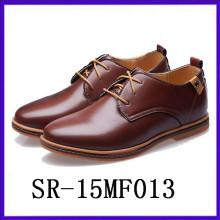 Royal Fomal Schuhe Gummi-Innensohle PU Obermaterial Schuhe
