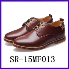 Royal fomal shoes rubber insole pu upper men footwear