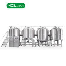 Brewing System lauter tun 5000 l