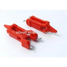 Certificat CE anti-slid verrouillage du disjoncteur miniature du disjoncteur en nylon à 8 mm