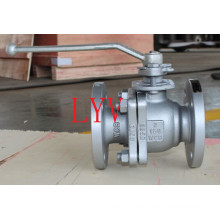 Flanged Cast Steel Floating Ball Valve