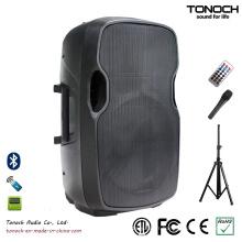 Équipement audio actif de haut-parleur de 15 pouces pour le modèle Pn15ub