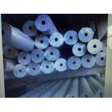 Producción de tubos de aluminio aleado