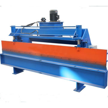 Mesin bending hidrolik 4m Steel Sheet
