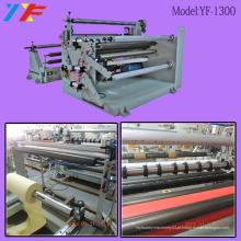 Auotmatic BOPP fita adesiva tela máquina de corte de papel