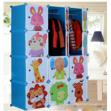 Kids Storage Box Plastic Closet Useful Wholesale Wardrobes