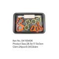 herramientas de la galleta 28. 5 * 17. 5 cm pan sets