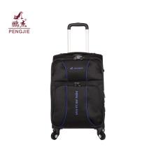 Прочный багаж путешествия Ева устанавливает багаж тележки путешествия