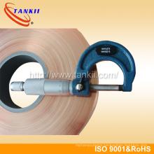 Copper Nickel Alloy Band CuNi10 Tape Constantan Belt